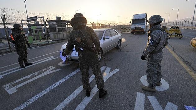Suspenden la actividad en la zona de Kaesong