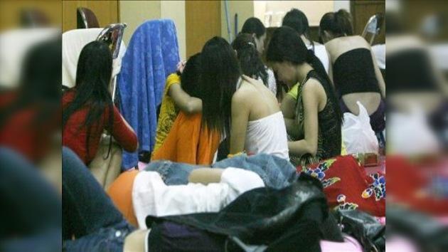 El tráfico humano, un mal que cada año va en aumento en Estados Unidos