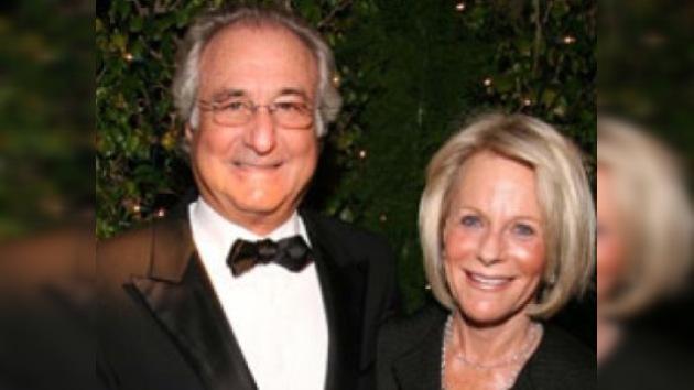 La esposa caritativa de Bernard Madoff