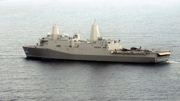 Un portaaviones de EE.UU. entra en el golfo Pérsico por la situación en Irak