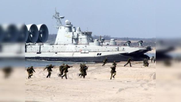 La OTAN se compromete a realizar maniobras conjuntas con Rusia