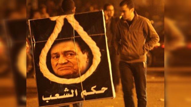 Defensa de Mubarak: hay pruebas de la inocencia del ex presidente egipcio