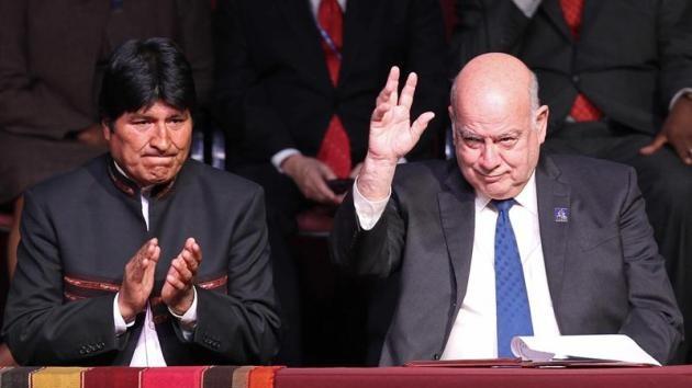'Supervisar los derechos humanos en EE.UU. y no solo en América Latina'