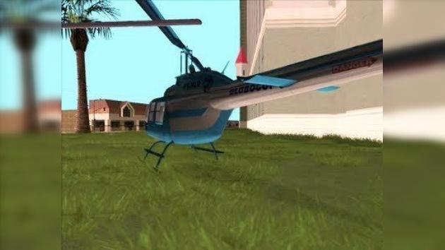 Un helicóptero de Globo TV fue ametrallado en Río de Janeiro