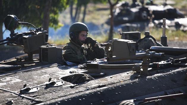 Israel intensifica su presencia militar en los Altos del Golán