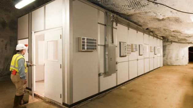 De mina de oro abandonada a laboratorio de materia oscura