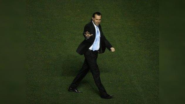Batista, destituido como técnico de la selección Argentina