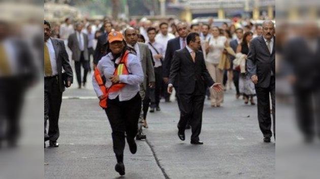 Un sismo de 7,1 de magnitud sacude la costa de México