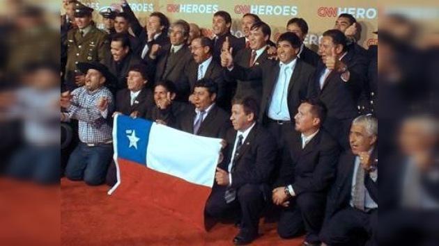 14 de los 33 mineros chilenos rescatados en octubre pasado piden la jubilación anticipada