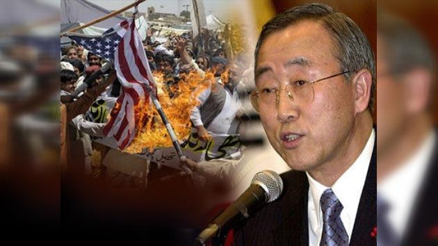 Ban Ki-moon aliviado tras la muerte de Bin Laden, pero Al Qaeda advierte que es temprano