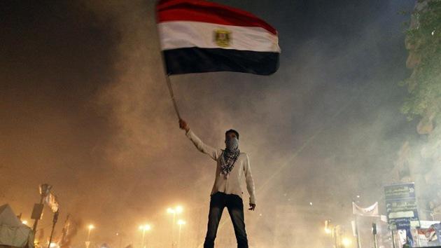 Sangre y violencia en el segundo aniversario de la revolución egipcia