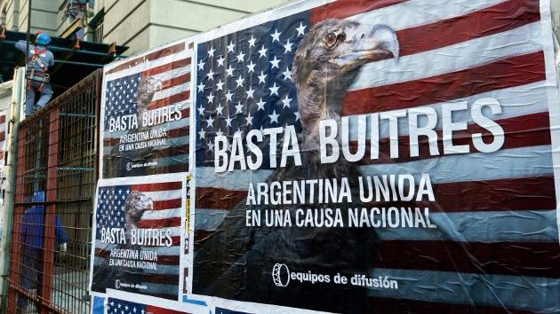 Argentina anuncia que no podrá pagar su deuda el 30 de junio