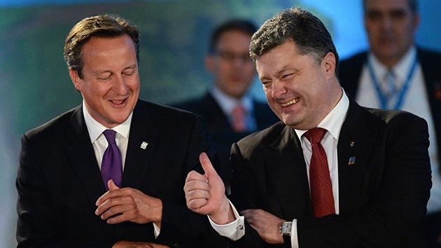 """""""¿Por qué sancionar a Rusia cuando insta al diálogo en Ucrania?"""""""