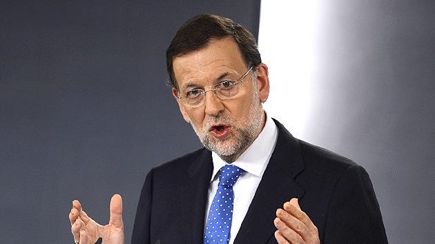 Mariano Rajoy: Cumplir con el déficit es la obligación más importante