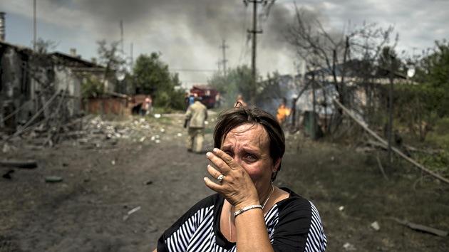 """""""Los 'halcones' de EE.UU. callan las atrocidades de Kiev"""""""