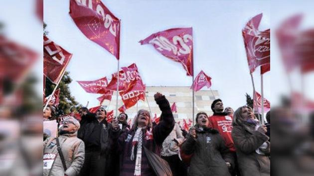 Huelga general en España contra la reforma laboral, en directo