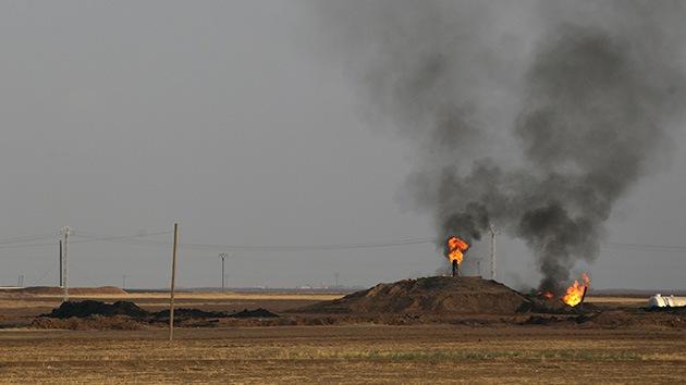 El Estado Islámico se apodera de los mayores campos petrolíferos de Siria