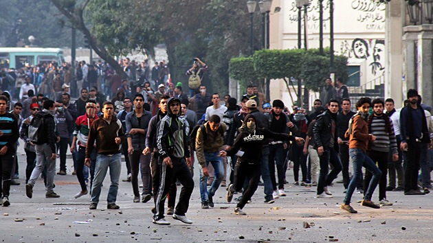 Egipto: Condenan a pena de muerte a 529 partidarios de los Hermanos Musulmanes