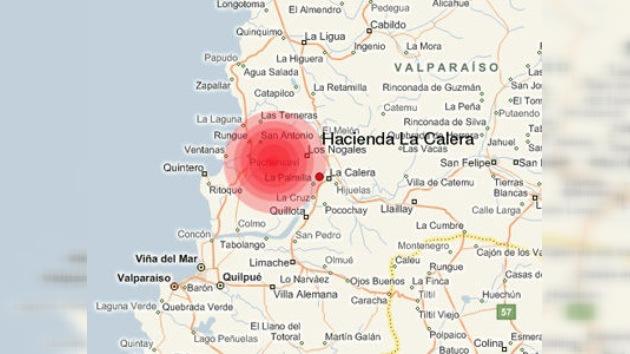 Un intenso sismo alarma a los habitantes de la capital chilena