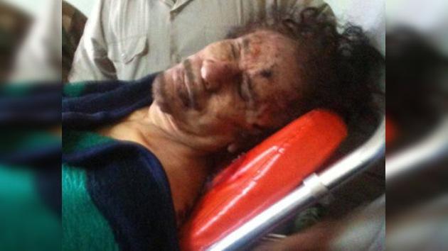 Gaddafi murió a manos de un joven de 18 años