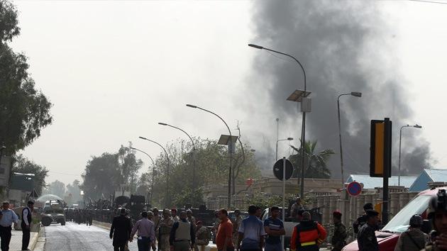 Decenas de muertos y casi doscientos heridos en una serie de explosiones en Bagdad