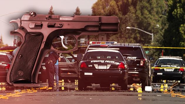 En 14 estados de EE.UU. muere más gente por arma de fuego que en accidentes de tráfico