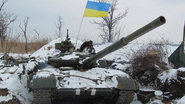 Kiev confirma el alto el fuego en todas las posiciones militares en el este de Ucrania