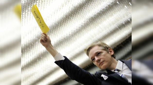 Assange da el salto a la política en su Australia natal
