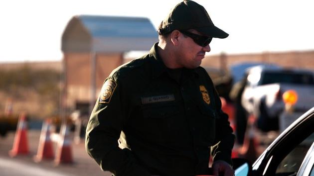 Las tropas fronterizas de EE. UU. violan los límites