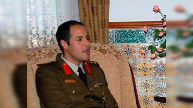 Confirman la muerte de Hamis al-Gaddafi, hijo del depuesto líder libio