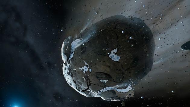 Dos asteroides pasarán cerca de la Tierra