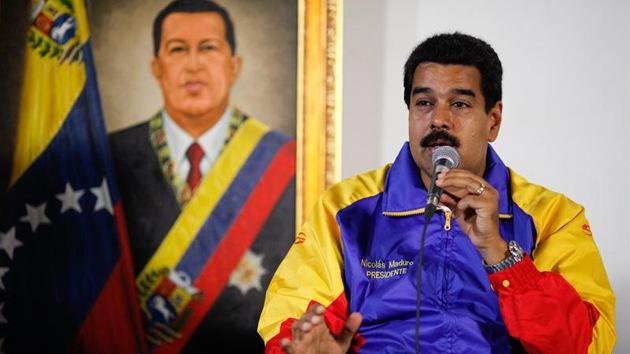 """Maduro: """"Los imperialistas y sus aliados buscan acabar con el chavismo"""""""