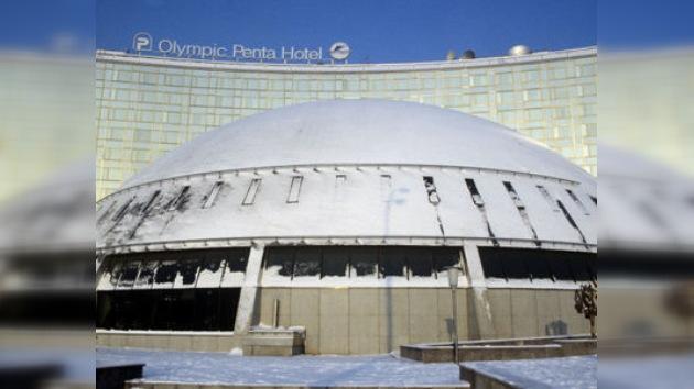 Las noches moscovitas son las más caras... en un hotel