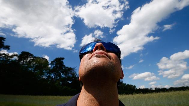 Video: Un proyecto muestra qué se siente al ser el blanco de un dron