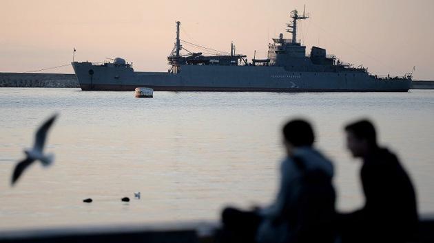 Rusia revoca los acuerdos con Ucrania sobre la Flota del mar Negro