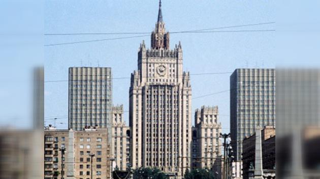 Objeciones de Rusia contra el Tribunal de La Haya