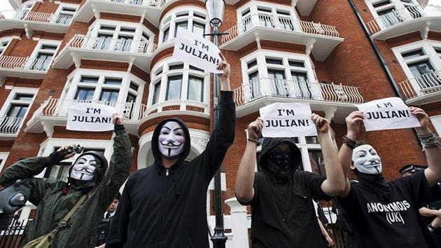 Caso Assange: la mano invisible de EE.UU. se cierne sobre Londres