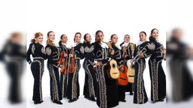 '¡Viva el Mariachi!' celebra en Londres el Bicentenario de México