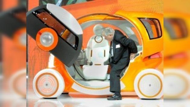 Inteligentes y locos, así son los autos que presenta el Salón de Tokio