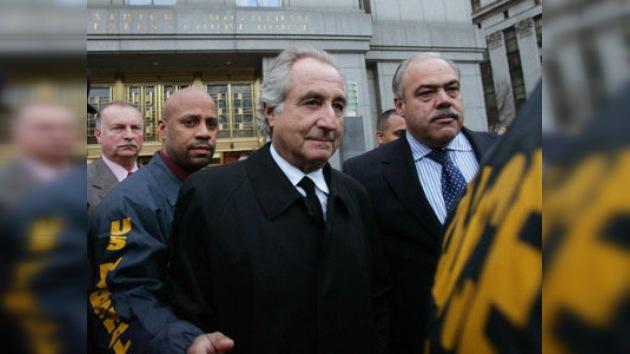Bernard Madoff regresa del hospital carcelario a su celda