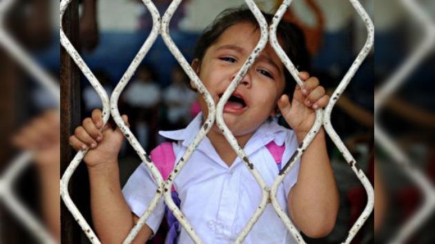Niños nicaragüenses apelan a la Unicef por abusos de los maestros