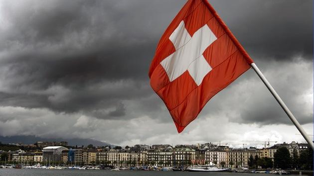 Suiza no reproducirá las sanciones de la Unión Europea contra Rusia