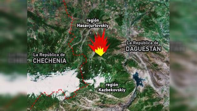 """La policía detiene un atentado grave """"pagando con su vida"""" en Daguestán"""