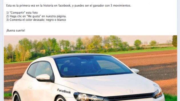 Miles de chilenos caen víctimas de un fraude masivo en Facebook