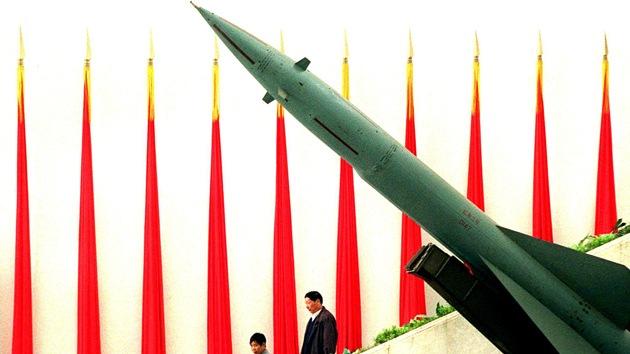 """""""China ensaya escudo antimisiles para mostrar a EE.UU. que también lo tiene"""""""