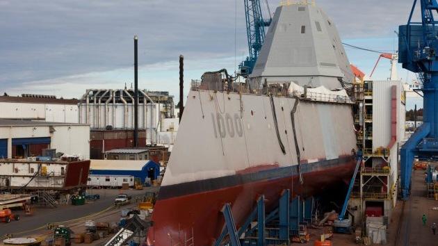 El nuevo y revolucionario buque de guerra de EE.UU. operará con Linux
