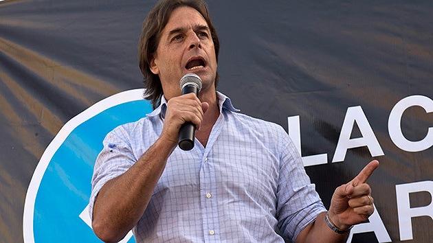 Uruguay: Candidato opositor promete derogar parte de la ley de legalización de marihuana
