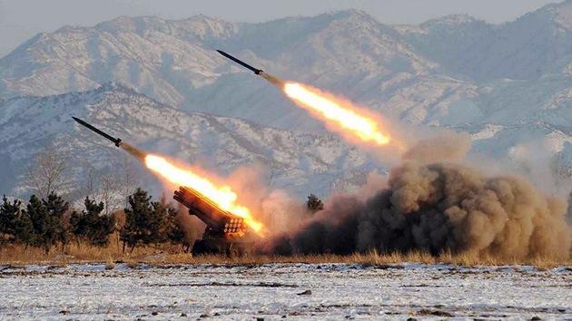 Infografía: ¿Hasta donde llegan los misiles nucleares de Corea del Norte?