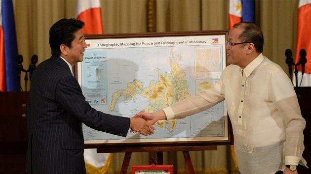 Japón enviará patrulleros a Filipinas para reforzar su capacidad frente a China