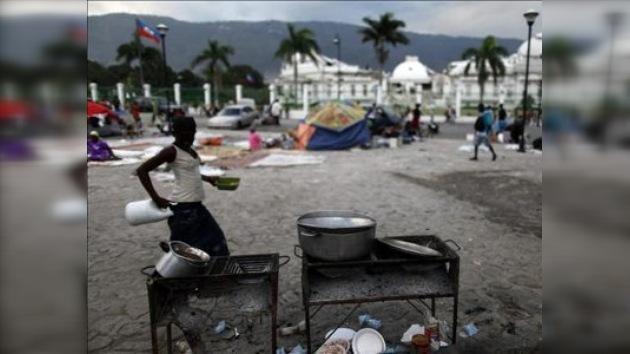 Empleos, escuelas y viviendas, las principales necesidades en Haití